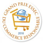 Grand prix ESSEC du commerce et de l'industrie de consommation responsable